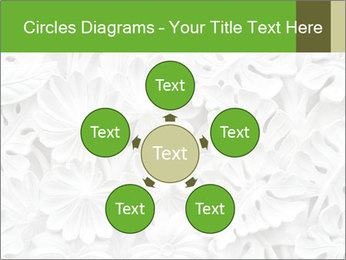 Floral Decorative Carve PowerPoint Template - Slide 78