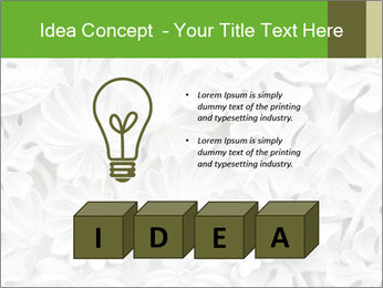 Floral Decorative Carve PowerPoint Template - Slide 80