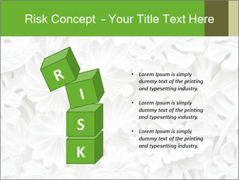 Floral Decorative Carve PowerPoint Template - Slide 81