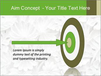 Floral Decorative Carve PowerPoint Template - Slide 83