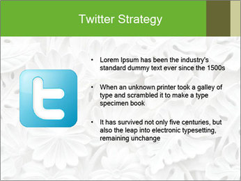 Floral Decorative Carve PowerPoint Template - Slide 9