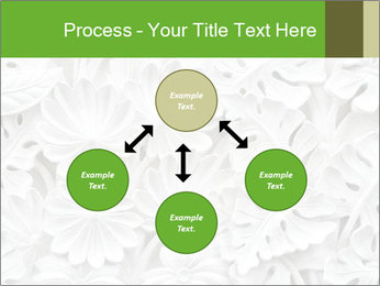 Floral Decorative Carve PowerPoint Template - Slide 91
