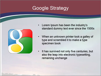 North Twilight PowerPoint Templates - Slide 10