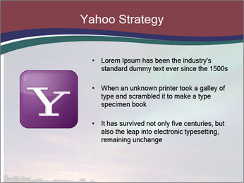 North Twilight PowerPoint Template - Slide 11
