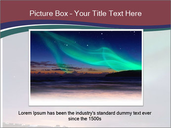 North Twilight PowerPoint Template - Slide 16
