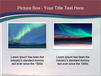 North Twilight PowerPoint Template - Slide 18