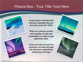 North Twilight PowerPoint Template - Slide 24