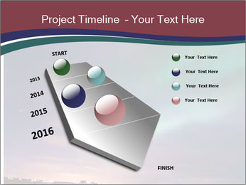 North Twilight PowerPoint Template - Slide 26