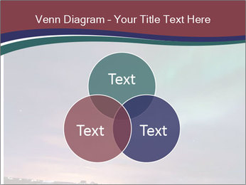 North Twilight PowerPoint Template - Slide 33