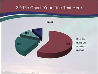 North Twilight PowerPoint Template - Slide 35