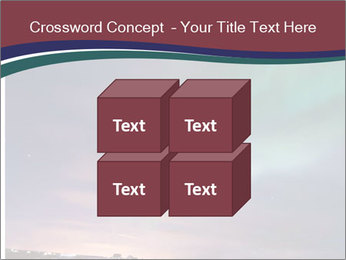 North Twilight PowerPoint Template - Slide 39