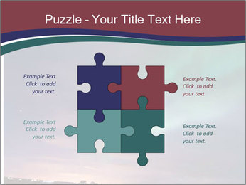 North Twilight PowerPoint Template - Slide 43