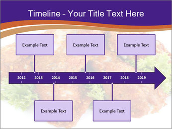 Chicken Appetizer PowerPoint Templates - Slide 28