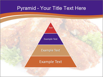 Chicken Appetizer PowerPoint Templates - Slide 30