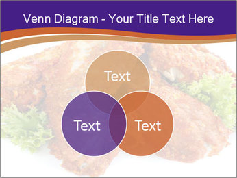 Chicken Appetizer PowerPoint Templates - Slide 33