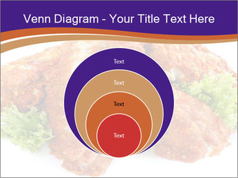 Chicken Appetizer PowerPoint Templates - Slide 34