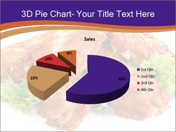 Chicken Appetizer PowerPoint Templates - Slide 35