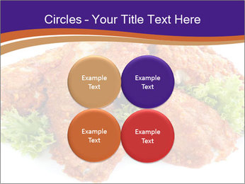Chicken Appetizer PowerPoint Templates - Slide 38