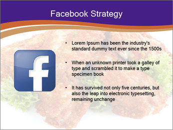 Chicken Appetizer PowerPoint Templates - Slide 6