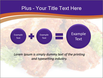 Chicken Appetizer PowerPoint Templates - Slide 75