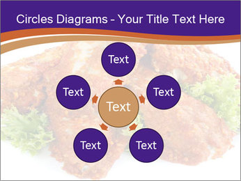 Chicken Appetizer PowerPoint Templates - Slide 78