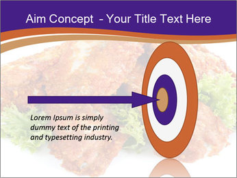 Chicken Appetizer PowerPoint Templates - Slide 83