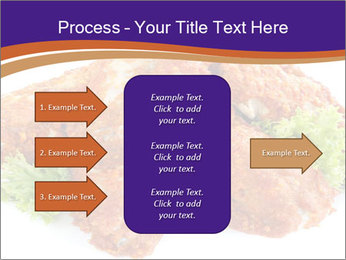 Chicken Appetizer PowerPoint Templates - Slide 85