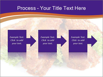 Chicken Appetizer PowerPoint Templates - Slide 88