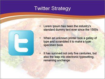Chicken Appetizer PowerPoint Template - Slide 9