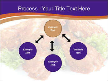 Chicken Appetizer PowerPoint Templates - Slide 91