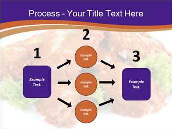 Chicken Appetizer PowerPoint Templates - Slide 92
