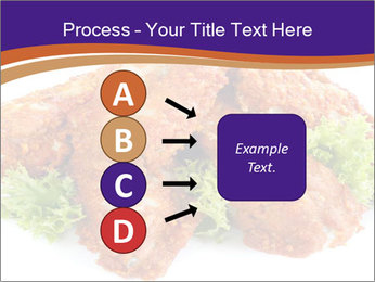 Chicken Appetizer PowerPoint Template - Slide 94