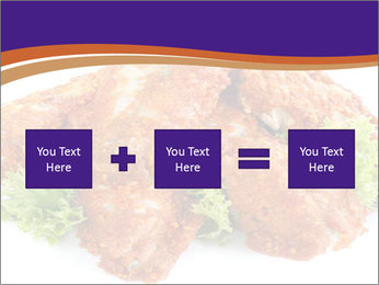Chicken Appetizer PowerPoint Templates - Slide 95