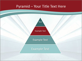 Bright Blue Light PowerPoint Template - Slide 30