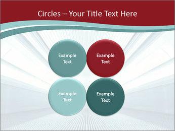 Bright Blue Light PowerPoint Template - Slide 38