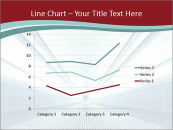 Bright Blue Light PowerPoint Template - Slide 54