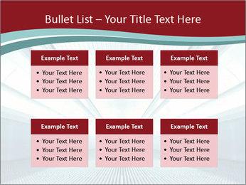 Bright Blue Light PowerPoint Template - Slide 56