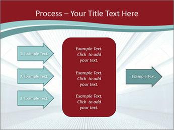 Bright Blue Light PowerPoint Template - Slide 85
