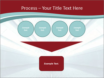 Bright Blue Light PowerPoint Template - Slide 93