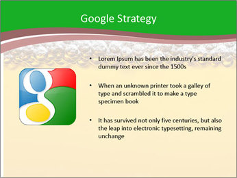 Golden Beer PowerPoint Template - Slide 10
