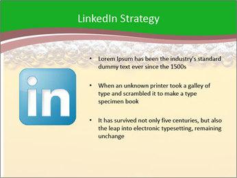 Golden Beer PowerPoint Template - Slide 12