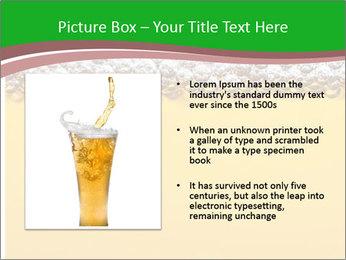 Golden Beer PowerPoint Template - Slide 13
