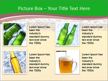 Golden Beer PowerPoint Template - Slide 14