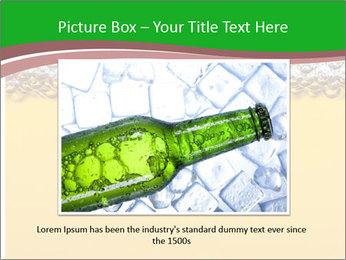 Golden Beer PowerPoint Template - Slide 16