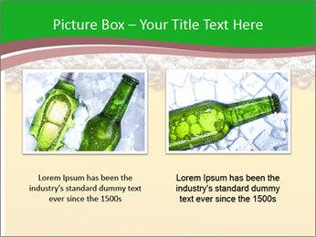 Golden Beer PowerPoint Template - Slide 18
