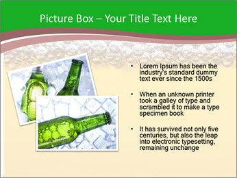 Golden Beer PowerPoint Template - Slide 20