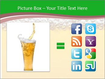 Golden Beer PowerPoint Template - Slide 21