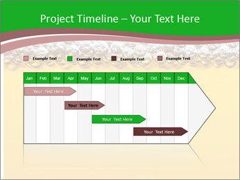 Golden Beer PowerPoint Template - Slide 25