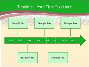 Golden Beer PowerPoint Template - Slide 28