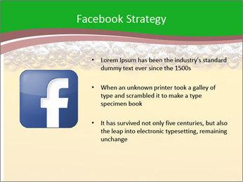 Golden Beer PowerPoint Template - Slide 6